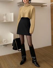 Oliver mini skirt