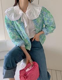 Bonding flower jacket