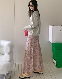 Long hul skirt
