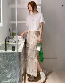Mood lace skirt