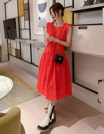 Sophy lace dress
