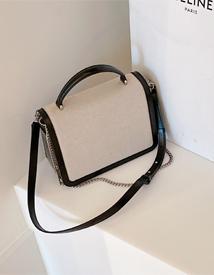 Rete shoulder bag