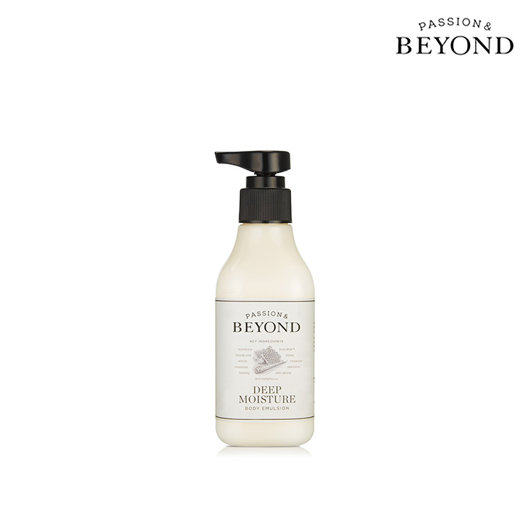 BEYOND Deep Moist Body Emulsion 200ml