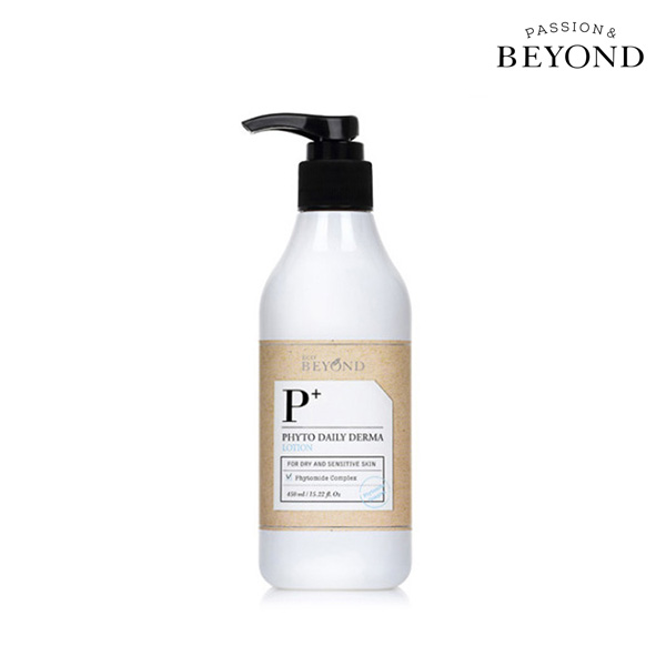 BEYOND PITO DAILY DERMA CERAMIDE Lotion 450ml