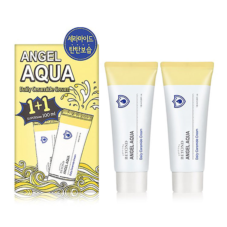 BEYOND Angel Aqua Ceramide cream plan