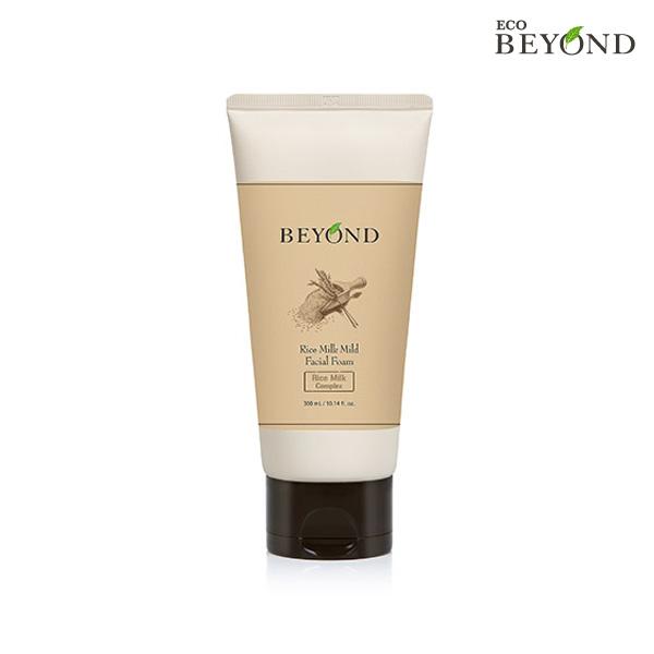 BEYOND Rice Milk Mild Facial Foam 300ml