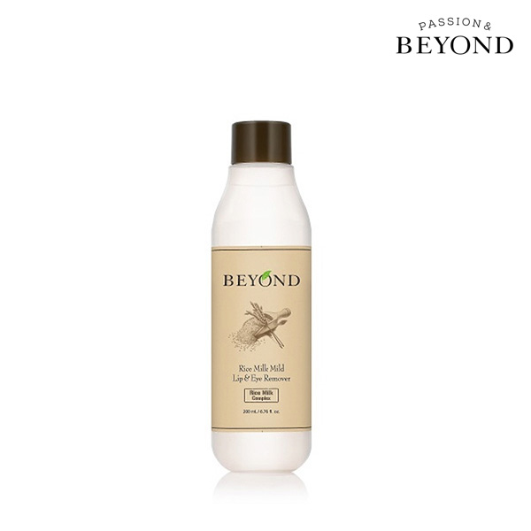 BEYOND Rice Milk Lip & Eye Remover 200ml