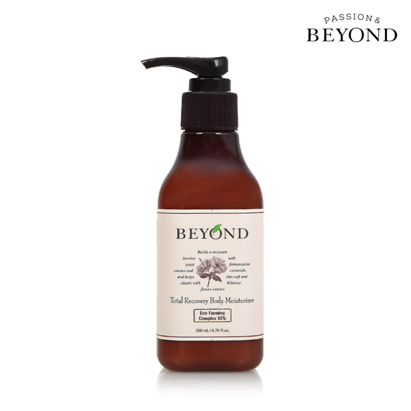 BEYOND Total Recovery Moisturizer 200ml
