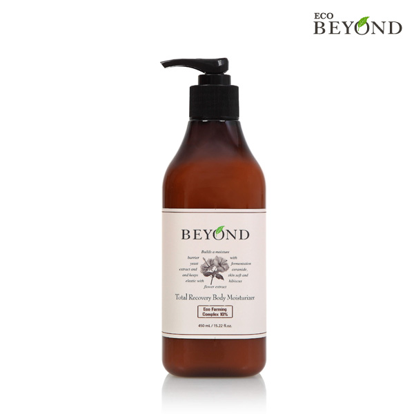 BEYOND Total Recovery Moisturizer 450ml