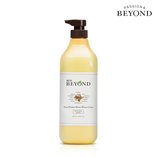 BEYOND Deep Moisture Honey Shower 1L