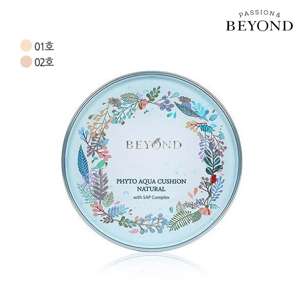 BEYOND Phyto AQUA Cushion Natural (choose1)