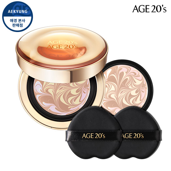Age to Wellness Premier essence Cover Pact