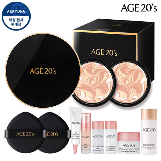 Age Signature Essence Cover Fact Intense Cover