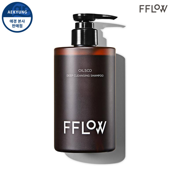 Flow Oil Deep Cleansing Shampoo 300ml