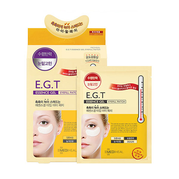 Mediheal EGT Essence Gel Eye Peel Patch 5 Sheets