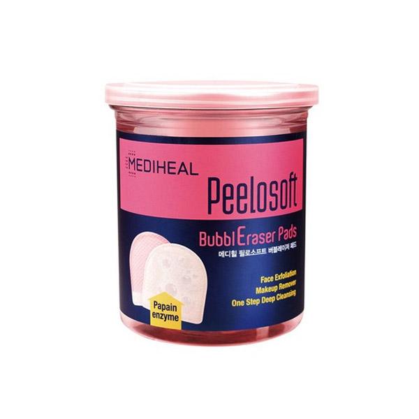 Mediheal Pillowsoft Bubble Peeling Pad