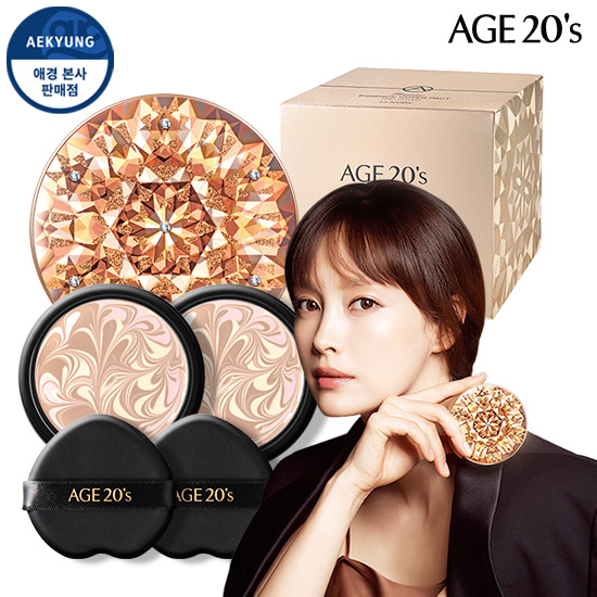 Age to Wenis Swarovski Edition Premier Cover Pact