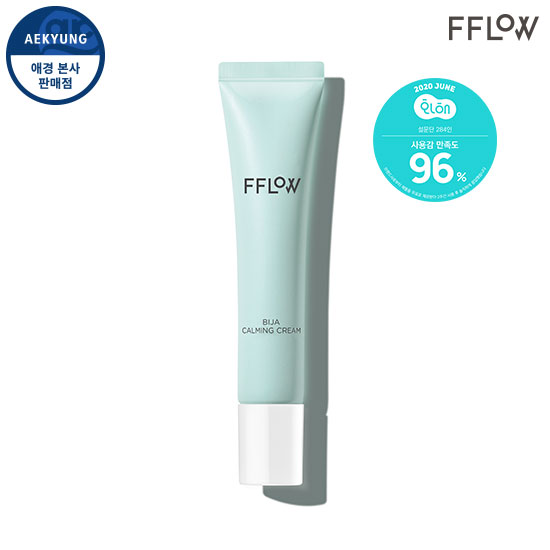 Flow Visa Soothing Moisture cream 15ml (Mini)