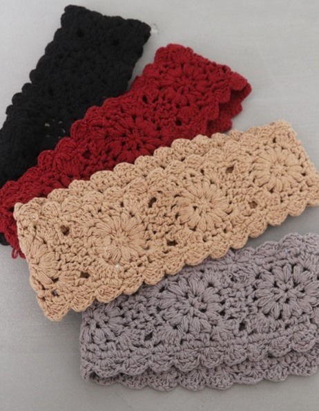 Handmade Knit Turban-4Color