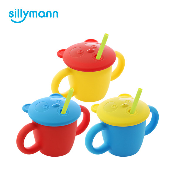 SILICONE KIDS HANDLE CUP WSB206