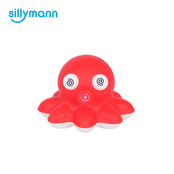 SILICONE SWIMMING OCTOPUS WSB211