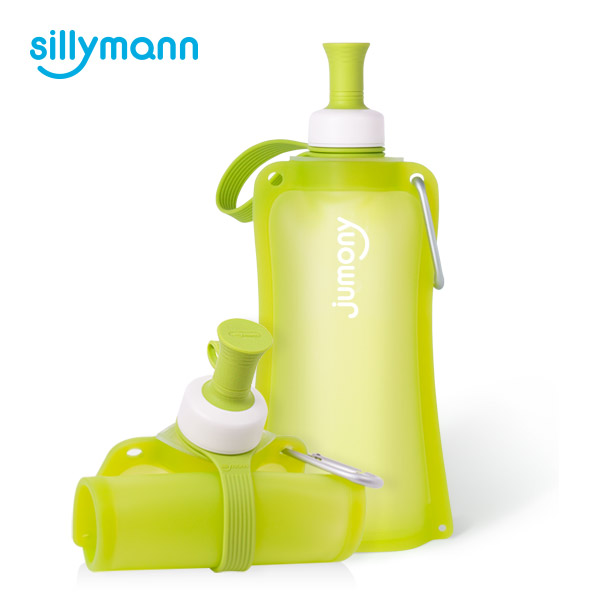 SILICONE WATER POUCH JUMONY(EASY LIME) WSK423