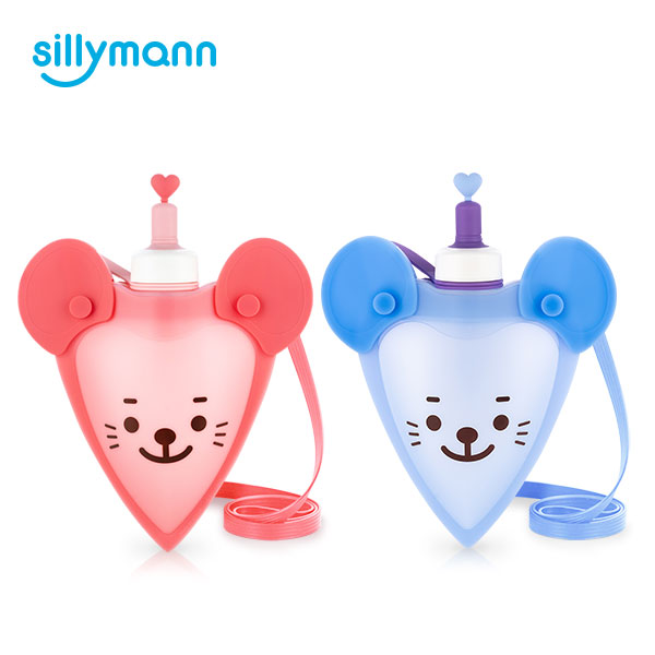 MOUSE WATER POUCH JUMONY 250ml WSK4243