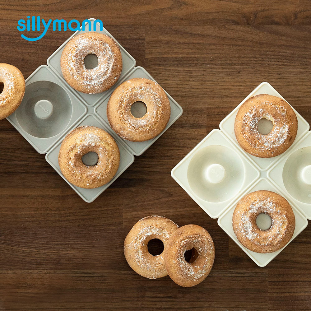 SILICONE DONUTS MOULD WSK5631