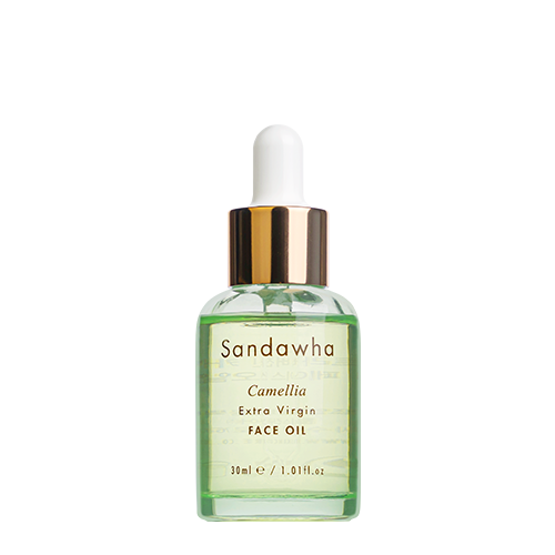 Sandawha Extra Virgin Camellia Face Oil