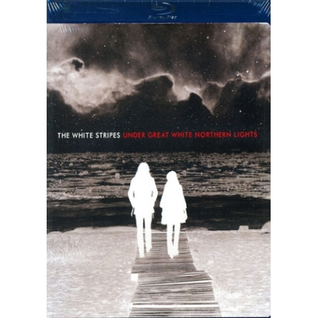 WHITE STRIPES-UNDER GREAT WHITE NORTHERN LIGHTS (1 DISC)