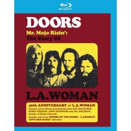 DOORS-MR. MOJO RISIN': THE STORY OF LA WOMAN (1 DISC)