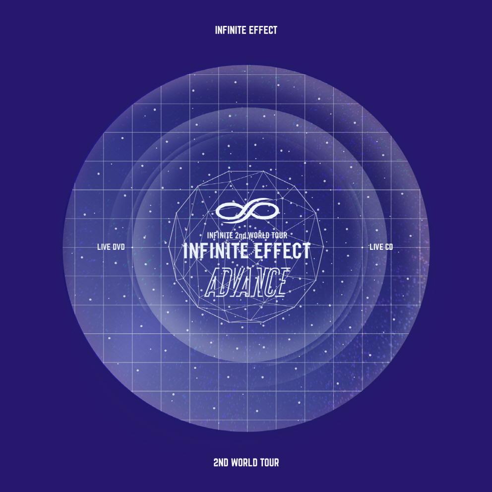 INFINITE-INFINITE EFFECT ADVANCE LIVE (2DVD + 2CD)