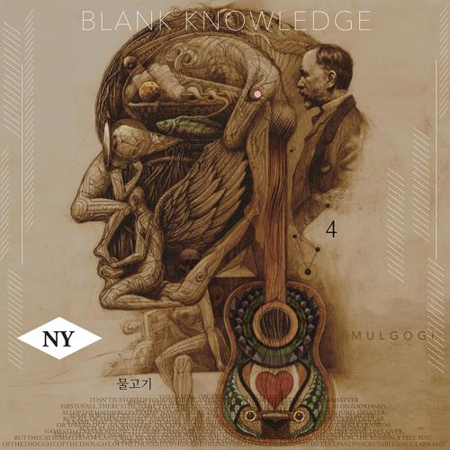 NY Fish-4th Regular Album [BLANK KNOWLEDGE]