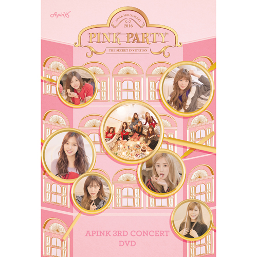Apink (APINK)-APINK 3RD CONCERT PINK PARTY