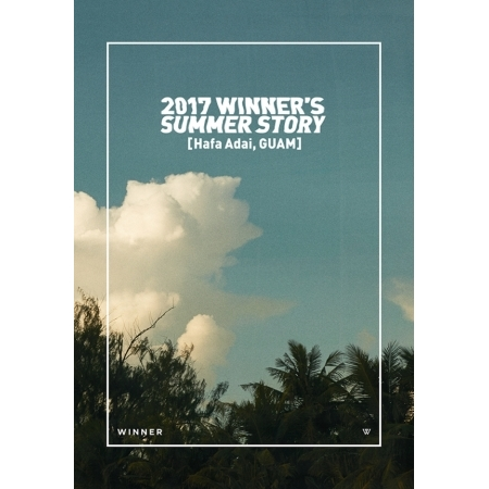 WINNER (WINNER)-2017 WINNER'S SUMMER STORY [HAFA ADAI, GUAM]