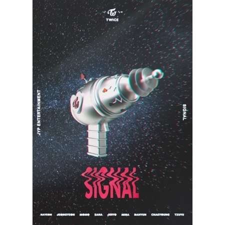 TWICE-[SIGNAL MONOGRAPH] (Limited Edition)