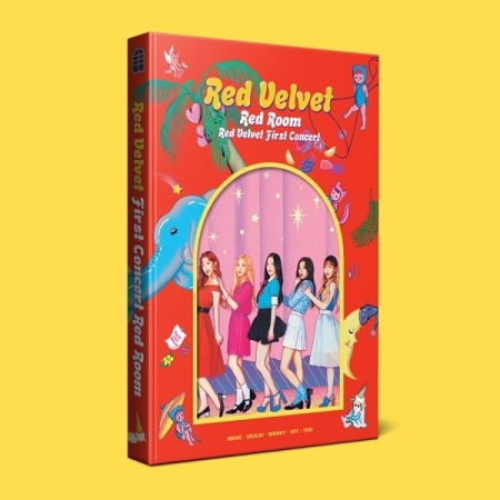 Red Velvet-RED VELVET FIRST CONCERT RED ROOM (Photobook) [exchange/return can not]