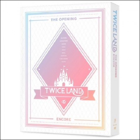 TWICE-[TWICELAND: THE OPENING [ENCORE]] DVD (2 DISC)