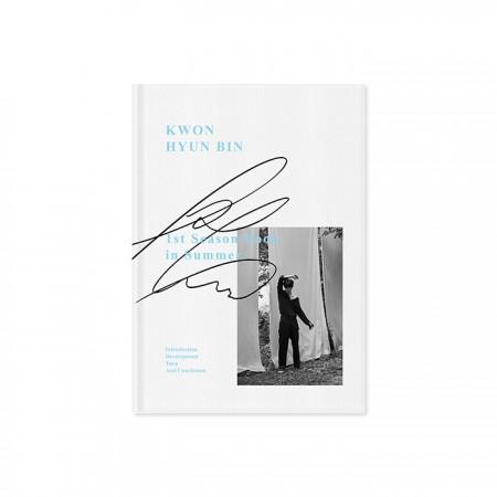 VIINI (KWON HYUN BIN)-1st SEASON BOOK in SUMMER (KWON HYUN BIN)