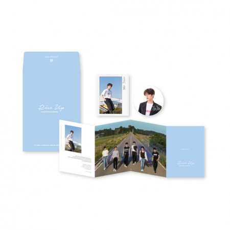 ASTRO-PHOTO EXHIBITION OFFICIAL GOODS / MESSAGE ENVELOPE