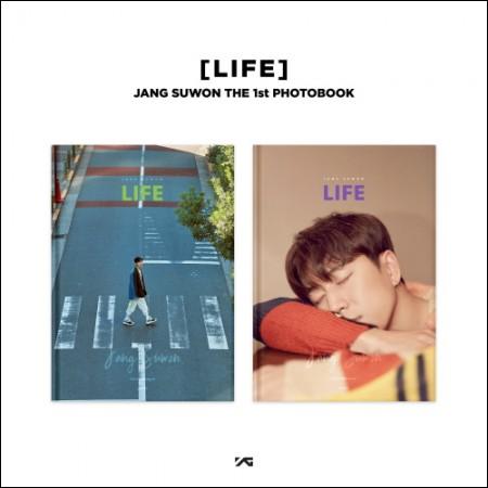 Jang Suwon-[LIFE] JANG SUWON 1ST PHOTOBOOK