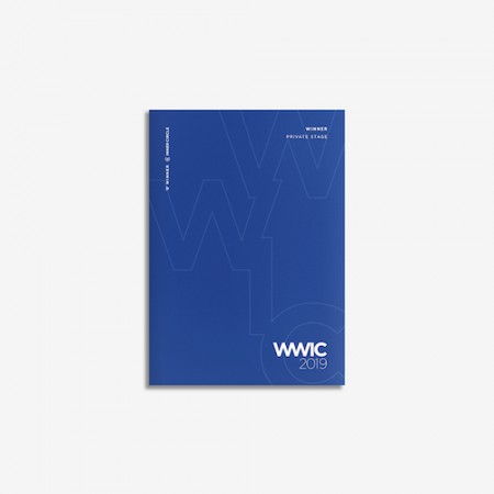 WINNER (WINNER)-WINNER PRIVATE STAGE WWIC2019 PHOTO VARIETY SET -LIMITED EDITION-