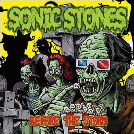 SONIC STONES-2nd regular album [Before The Storm]