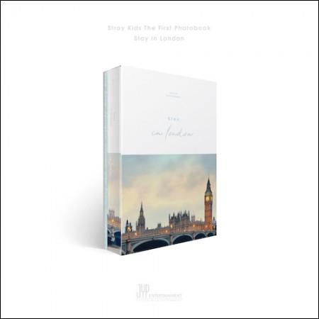 Stray Kids (Stray kids)-Stray kids First Photobook [Stay in London]