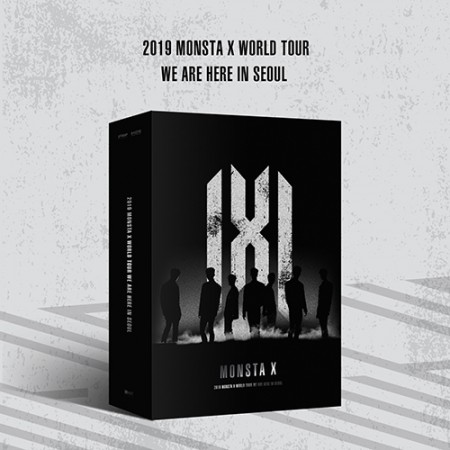 [키트비디오] 몬스타엑스(MONSTA X) - 2019 MONSTA X WORLD TOUR [WE ARE HERE] IN SEOUL KiT VIDEO