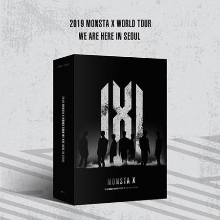 [Kit Video] MONSTA X-2019 MONSTA X WORLD TOUR [WE ARE HERE] IN SEOUL KiT VIDEO