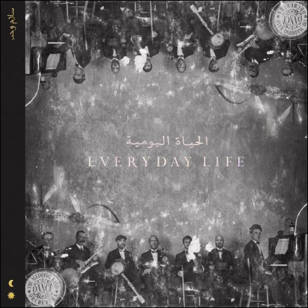 COLDPLAY-[EVERYDAY LIFE] (EU import group)