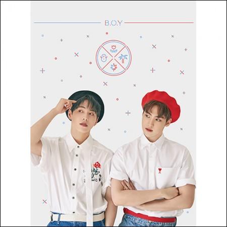 BOY-[SEASON'S GREETINGS 2020]
