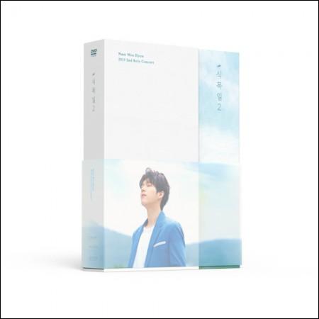 Nam Woo Hyun (NAM WOO HYUN)-[Nam Woo Hyun 2019 2nd Solo Concert [Arbor Day 2] DVD]