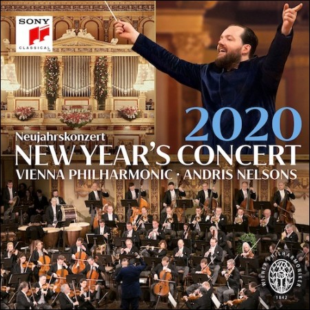 THE VIENNA PHILHARMONIC AND ANDRIS NELSONS (Andris Nelsons & Bean Philharmonic)-[NEW YEAR'S CONCERT 2020]